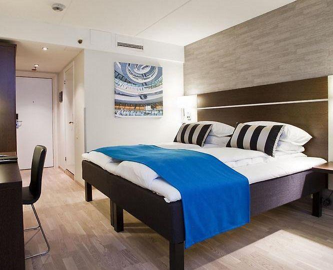 Camera Matrimoniale Per Uso Singolo.Hotel Scandic Victoria Oslo
